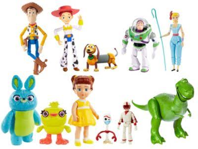 Disney/Pixar Toy Story 4 Basic Figure Assortment Parent