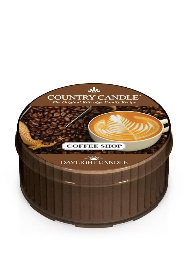 Country Candle Coffee Shop Tealight Candle 42 G