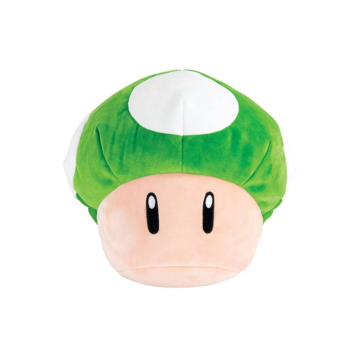 Club Mocchi Mocchi - Mario Kart 1-Up Mushroom Plush Stuffed Toy