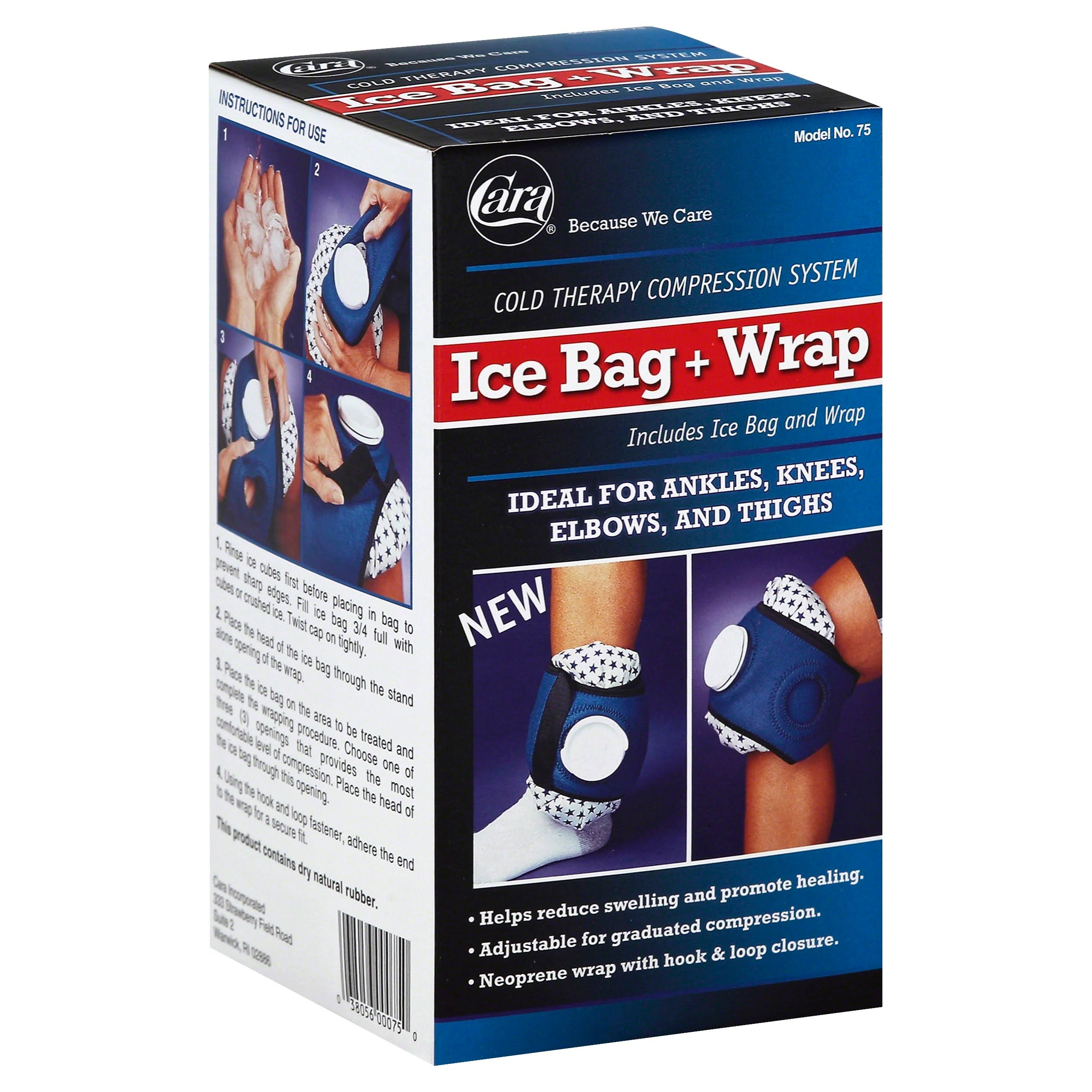 Cara Ice Bag + Wrap