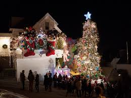 Altadena Christmas Tree Lane by Bay Area U0027s Best Sites For Holiday Lights
