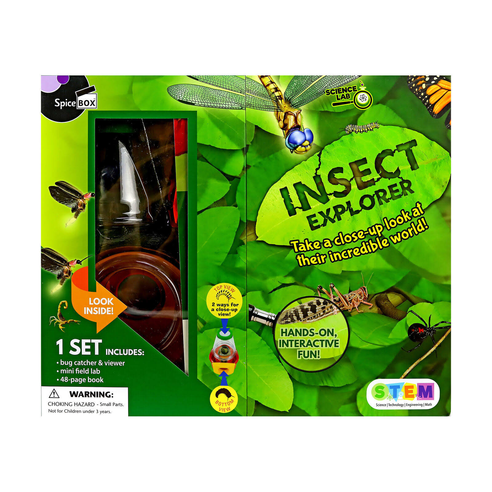 Spice Box Insect Explorer Kit