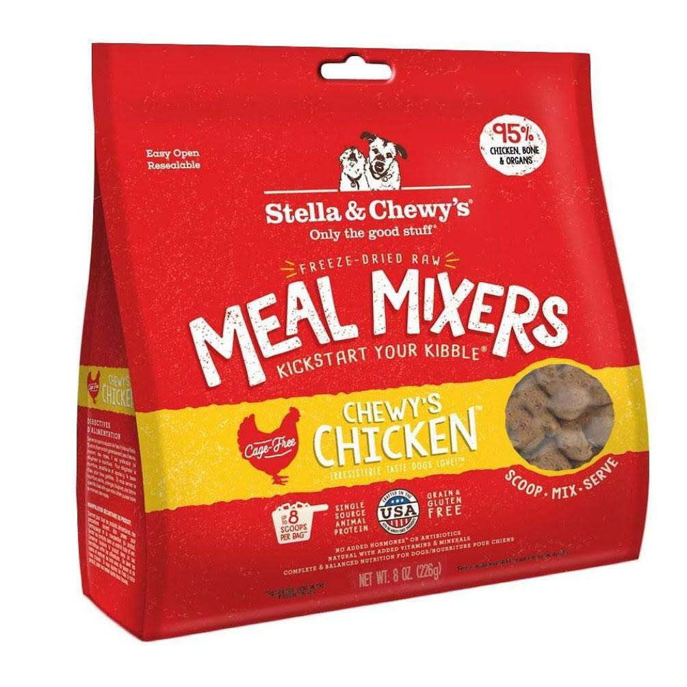 Stella and Chewy's Dog Food - Chicken Meal Mixers, 18oz