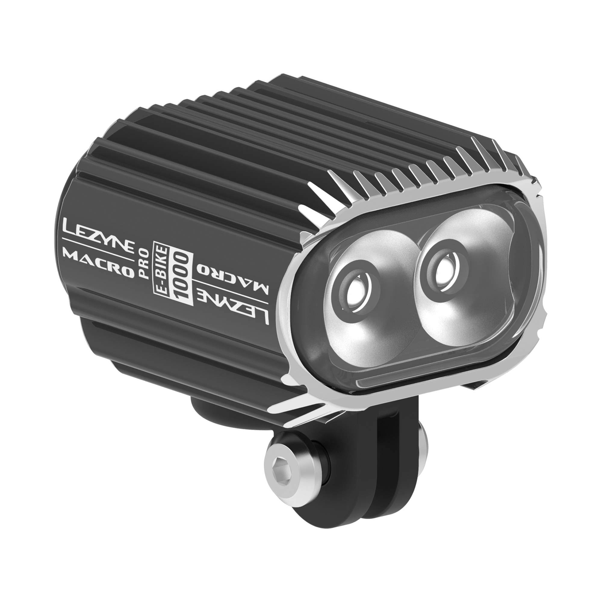 Lezyne Ebike Macro Drive 1000 LED Headlight