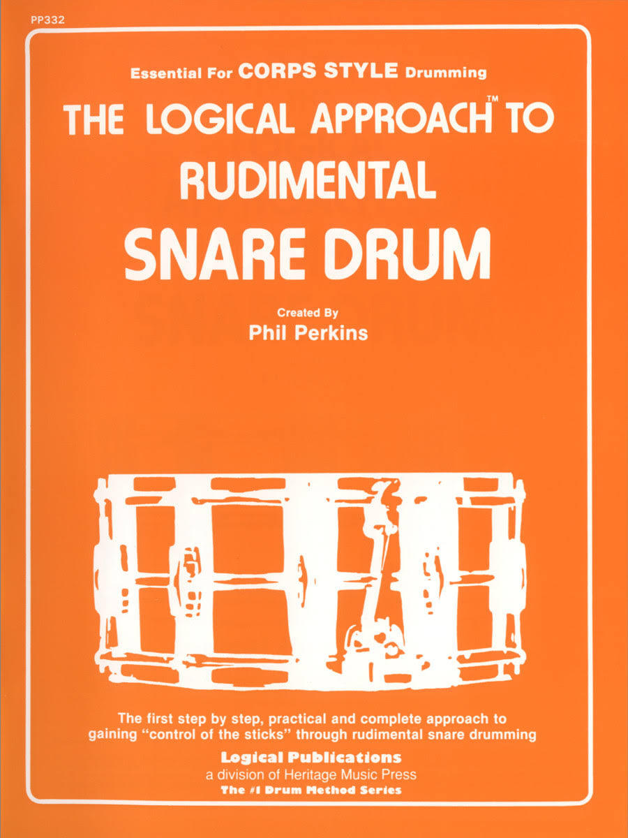 Logical Approach to Rudimental Snare Drum