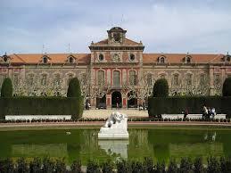 Edificio del Parlamento de Cataluña (Barcelona)
