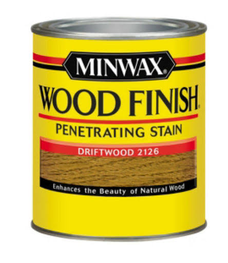 Minwax Wood Finish Interior Wood Stain - Driftwood 2126