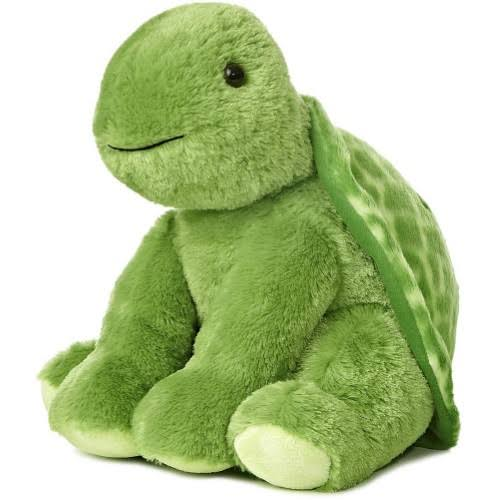 Aurora Stuffed Animal Turtle Plush Toy - 11""