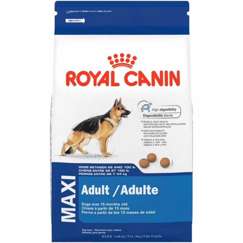 Royal Canin Health Nutrition Maxi Adult Dry Dog Food