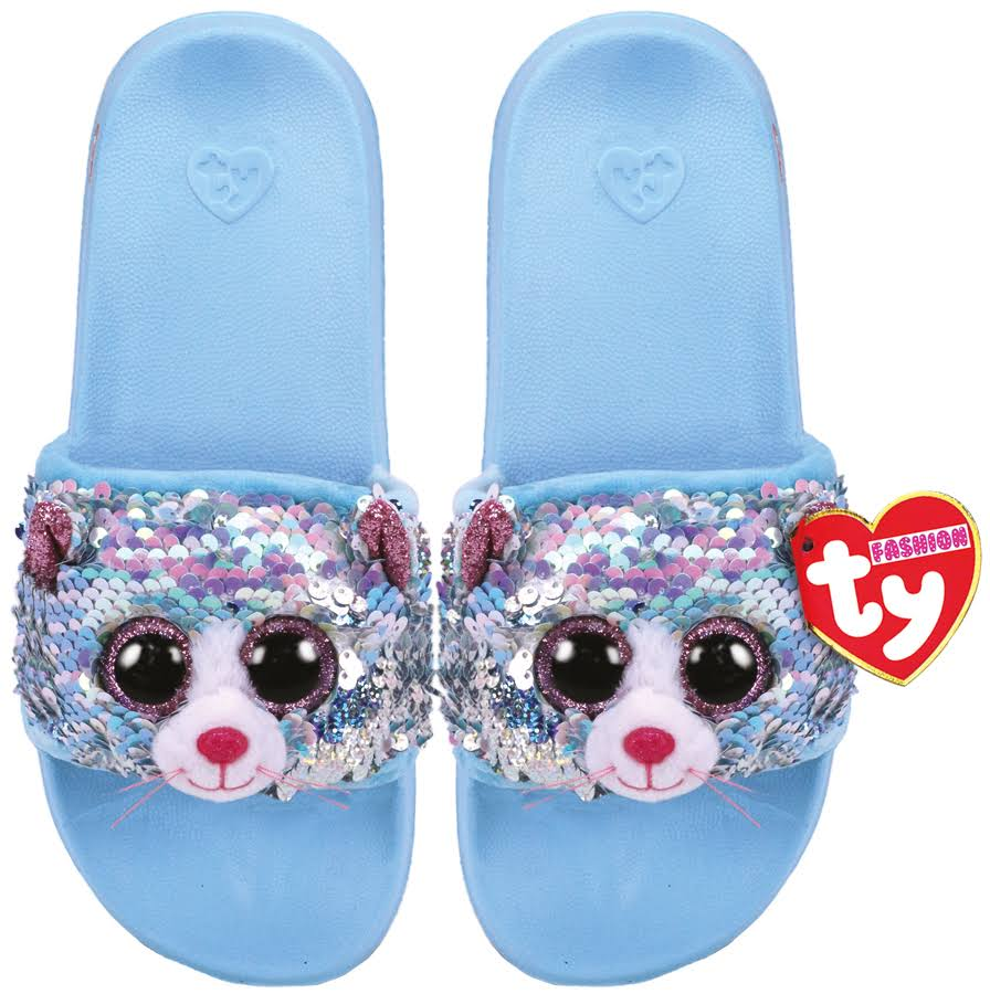 Whimsy - Sequin Slides LRG - Ty Fashion