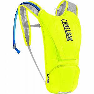 Camelbak Classic Hydration Pack - Yellow, Navy, 85oz