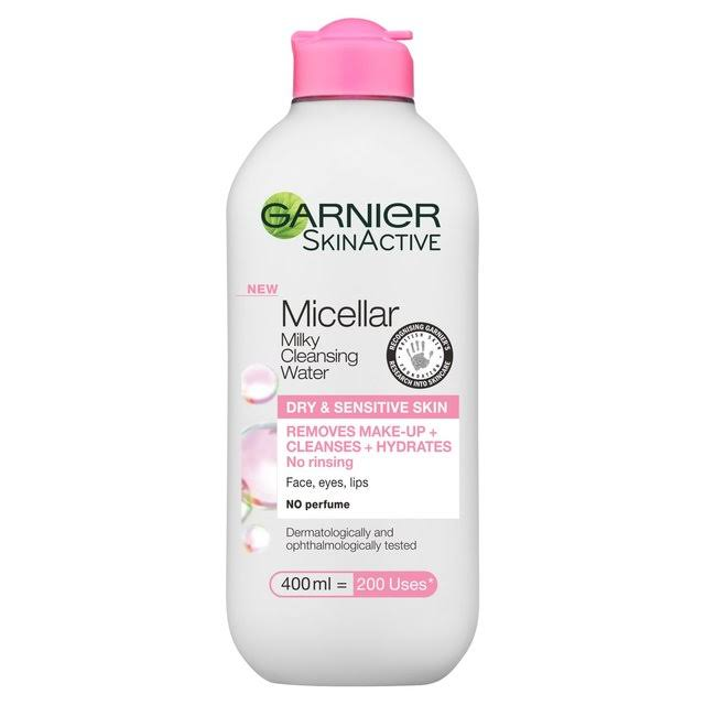 Garnier Micellar Milky Cleansing Water - 400ml