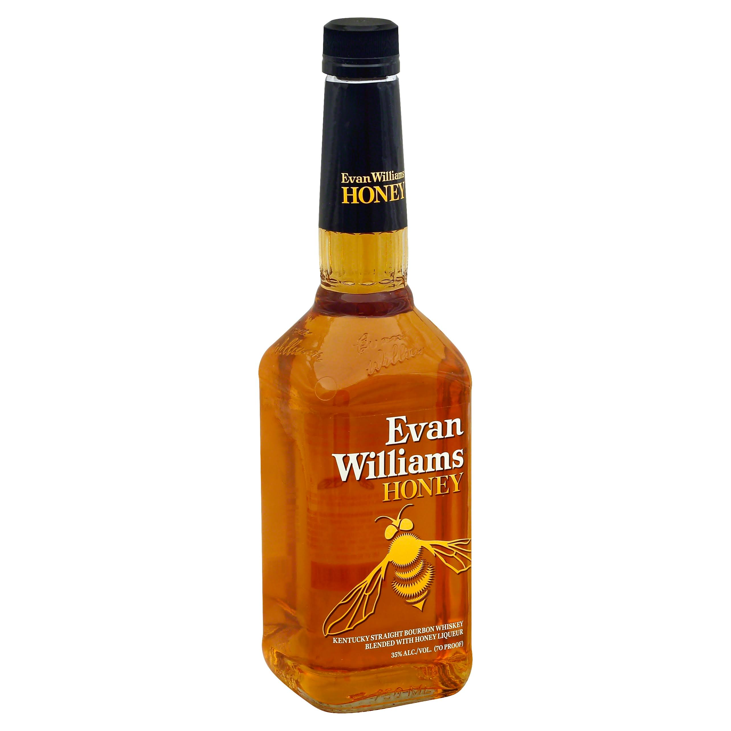 Evan Williams Honey Reserve - 0.7l