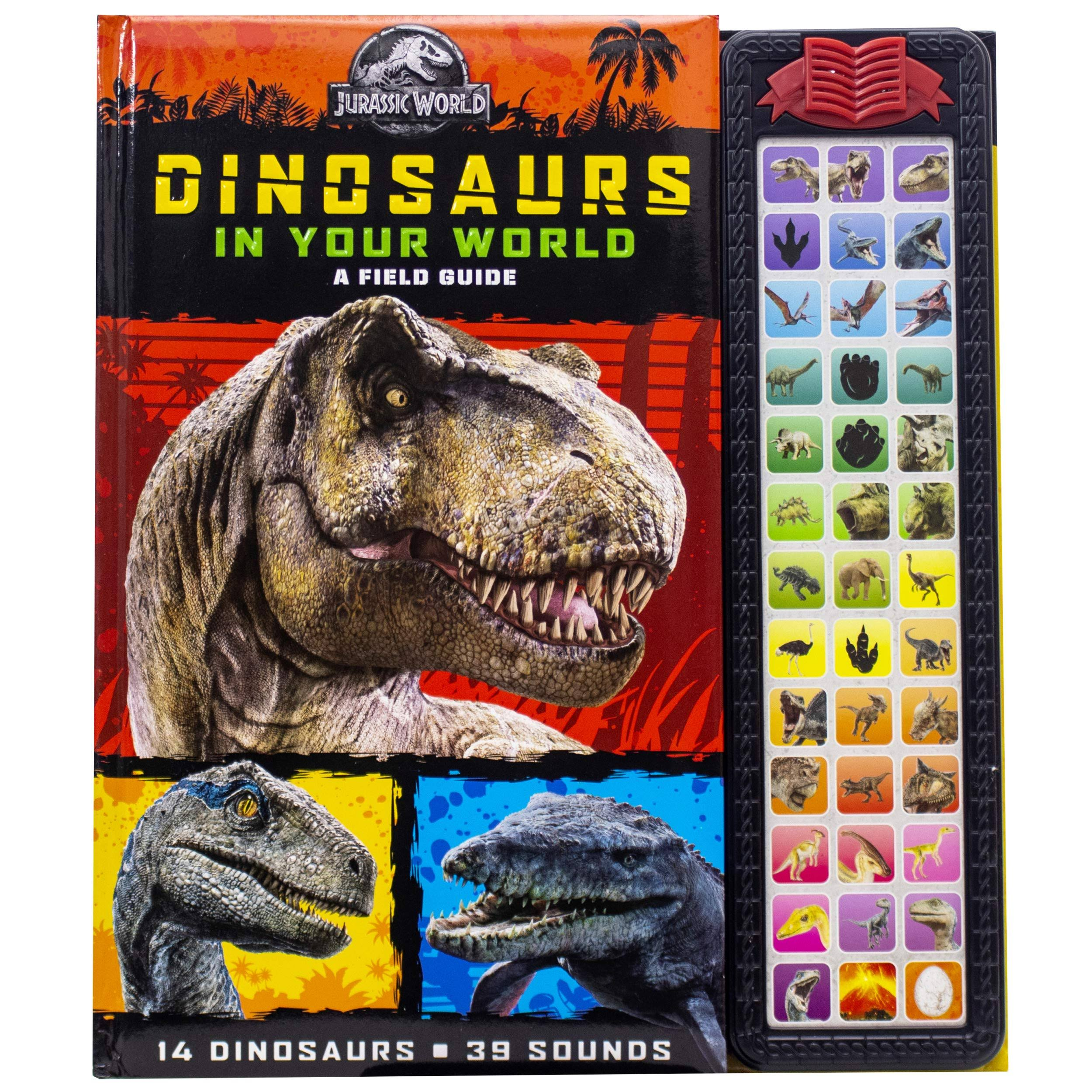 Jurassic World: Dinosaurs in Your World - Riley Beck