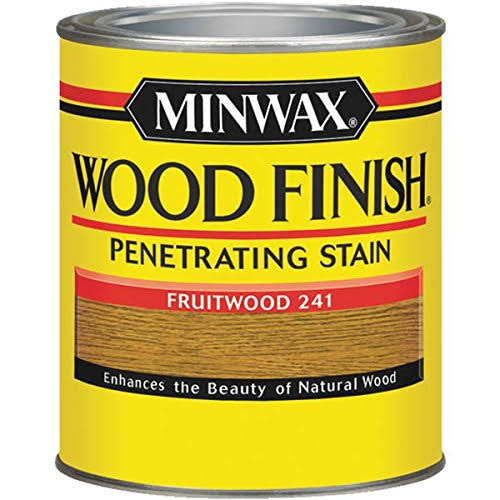 Minwax Wood Finish - 224 Fruitwood