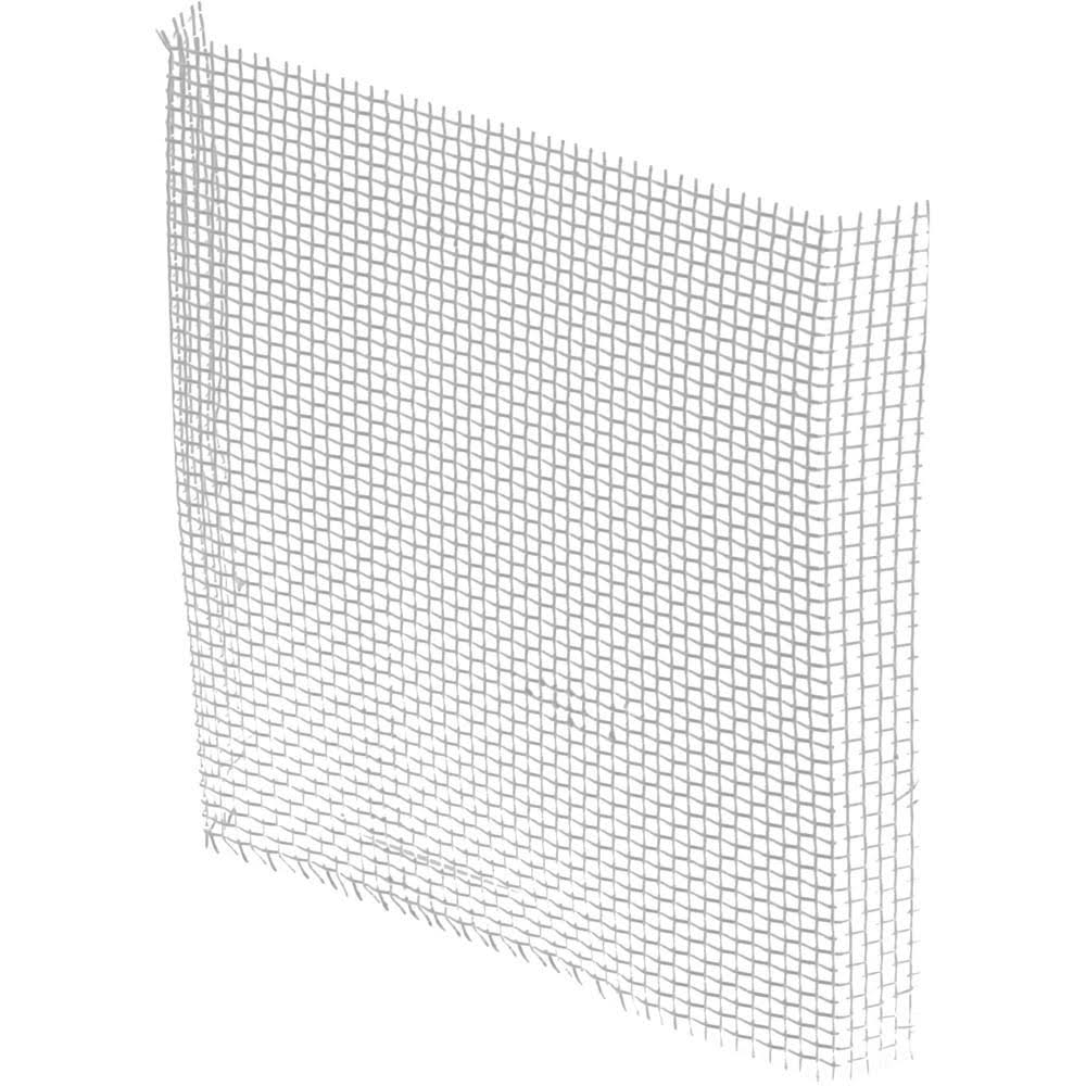 Prime Line Products 3in. X 3in. Aluminum Screen Patch