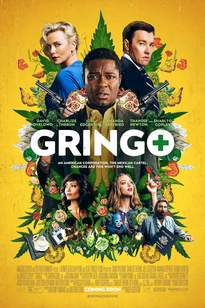 Gringo (2018) Download Full Movie In HD Through Direct Link-2.11 GB