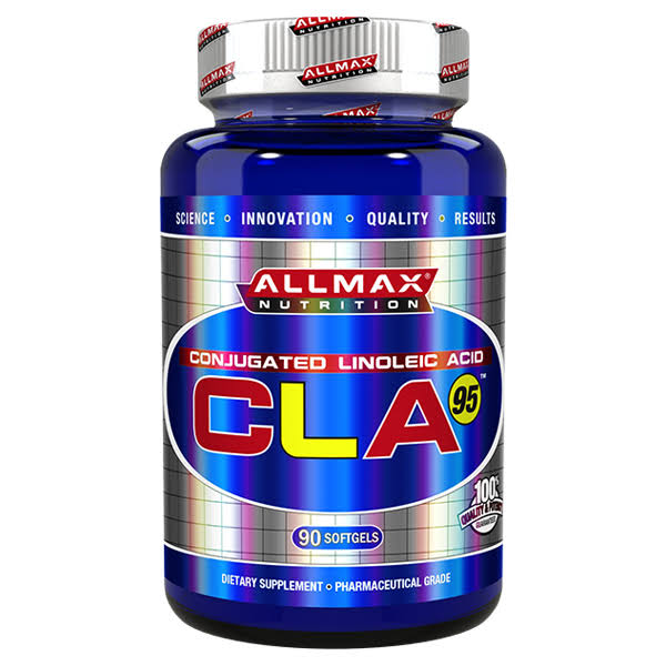 AllMax Nutrition CLA 95 Softgels - x90