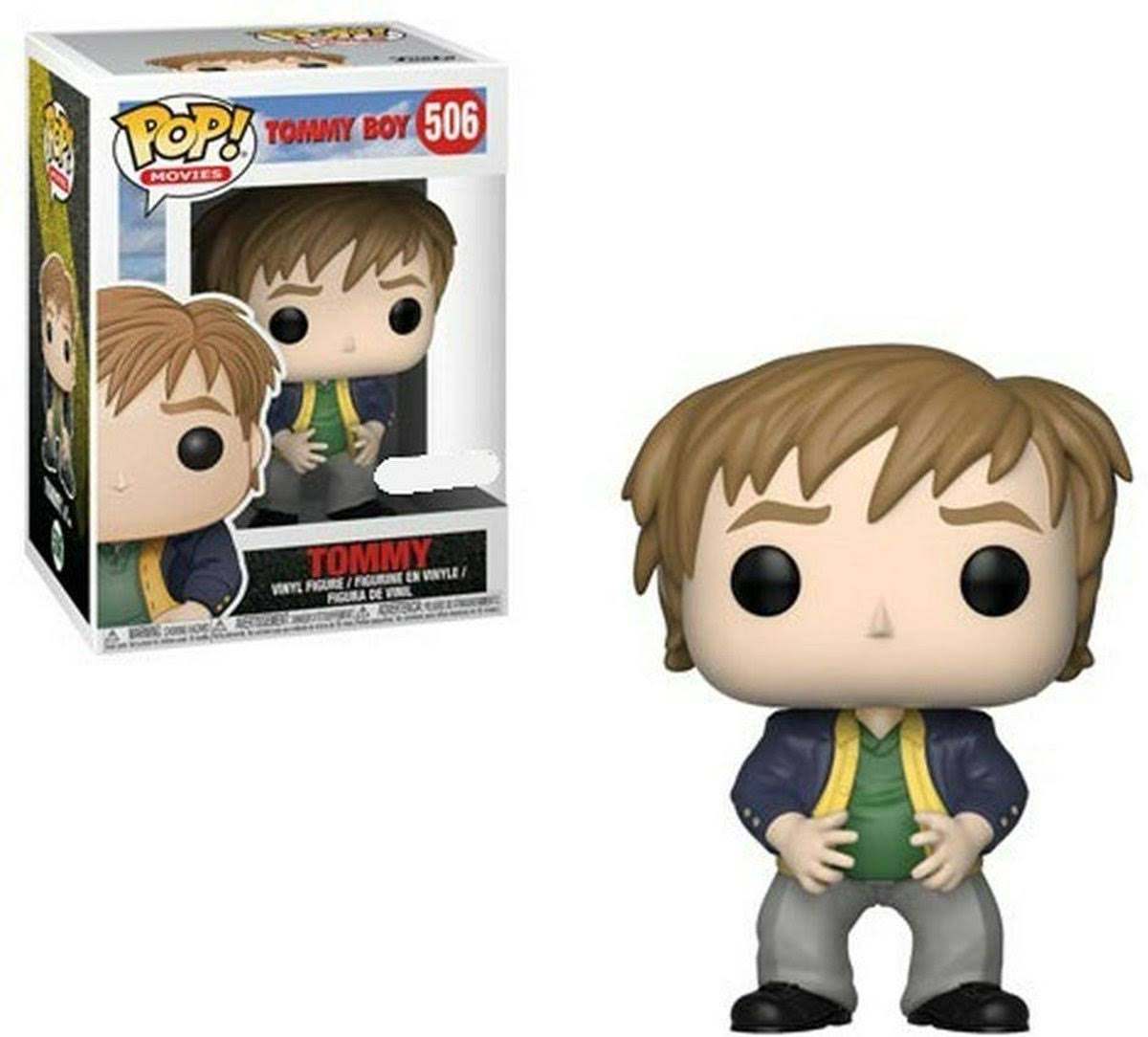 Funko Pop Tommy Boy Tommy with Ripped Coat US Exclusive Vinyl Figure