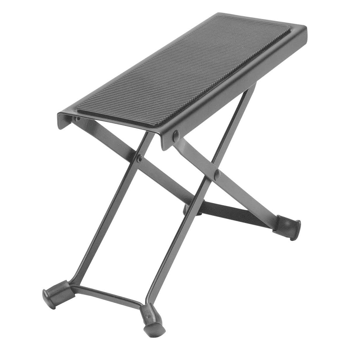 On Stage Guitar Foot Rest - Black