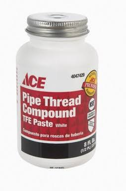 Ace Paste Pipe Thread Compound - 8oz
