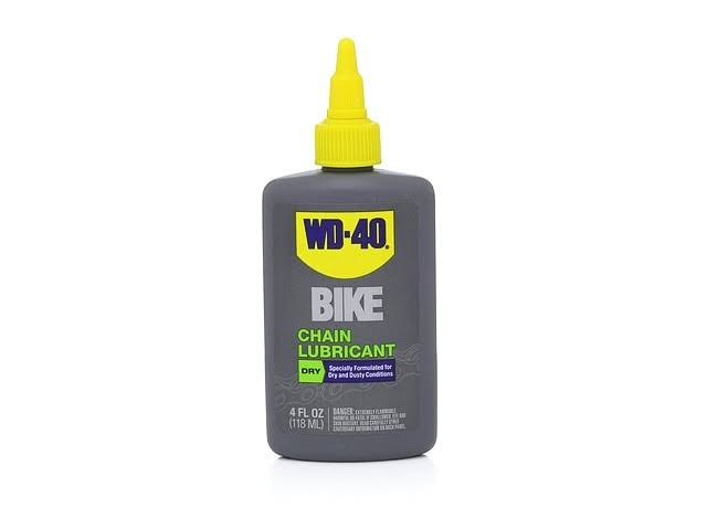 WD-40 Bike Chain Lubricant - 118ml