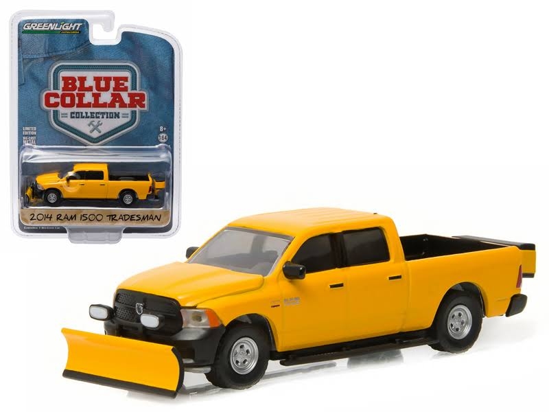 Greenlight Collectibles Blue Collar Collection Series 1