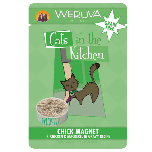 Weruva Cats in the Kitchen Cat Food - Chick Magnet