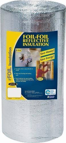 "Mitex Bubble Reflective Insulation - 48"" x 50'"