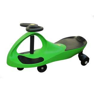 PlasmaCar Ride On Toy - Lime Green
