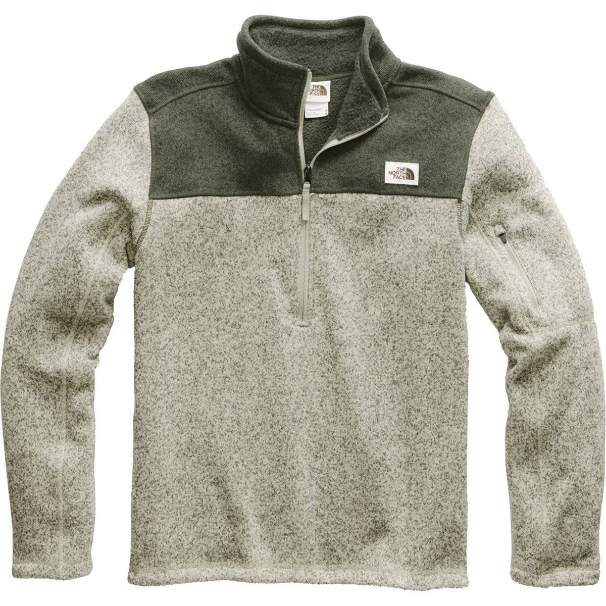 The North Face Men's Gordon Lyons 1/4 Zip Pullover
