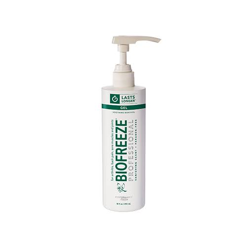 BioFreeze Professional Soothing Menthol Gel - 16oz
