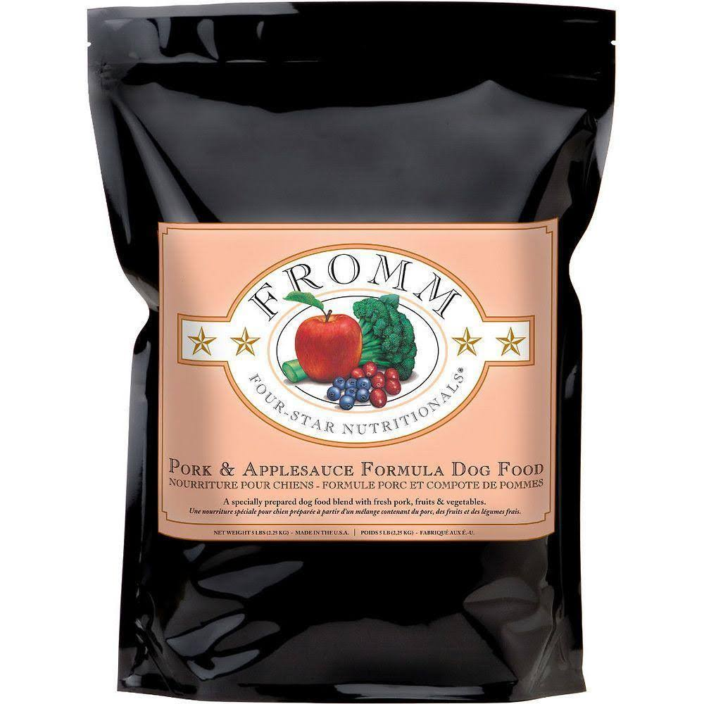 Fromm Four Star Dog Food - Pork & Applesauce