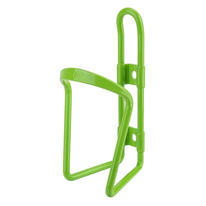 Delta Alloy Bicycle Water Bottle Cage - Green, 6mm