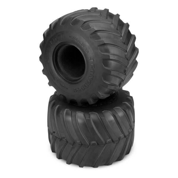 Jconcepts 316905 Monster Truck Tire - Gold Compound