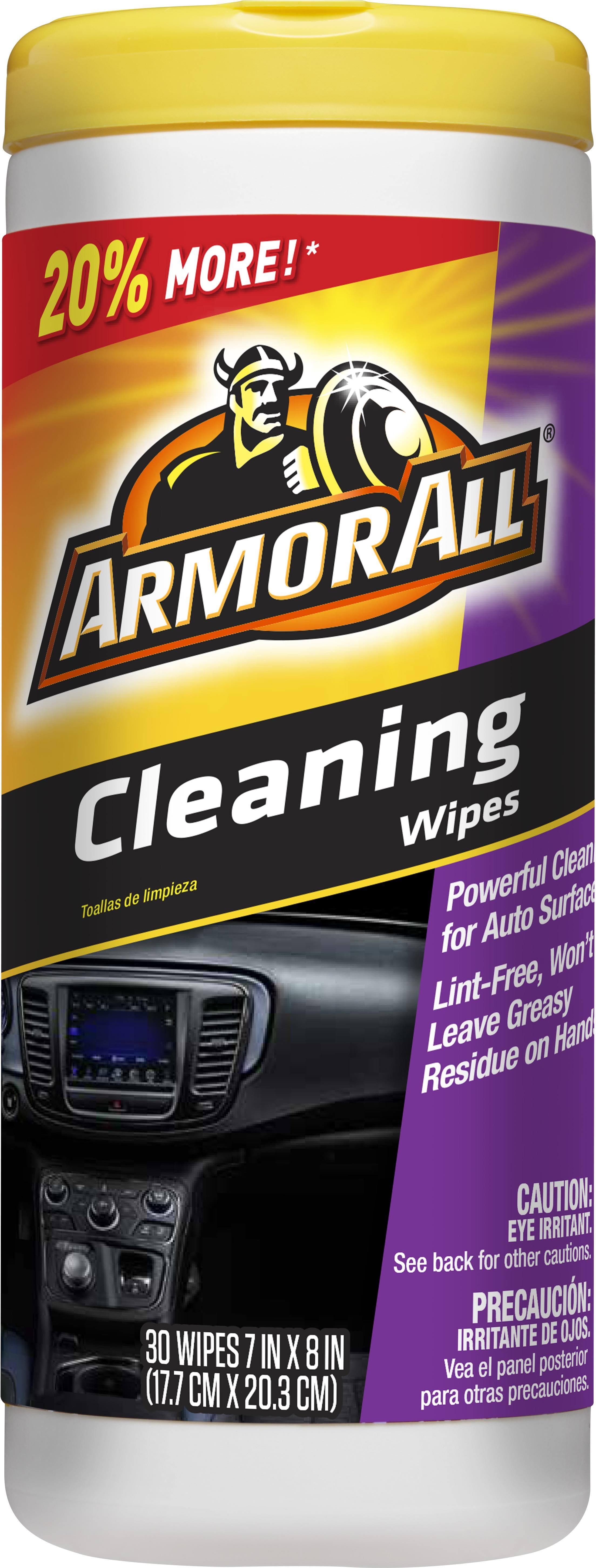 Armor All Cleaning Wipes - 30ct