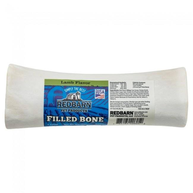Redbarn Filled Bone Lamb Small