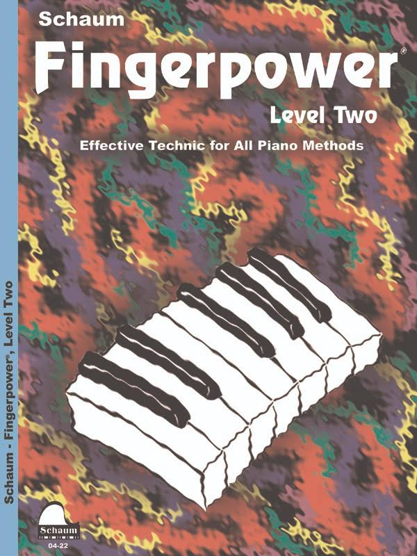 Fingerpower Level 2: Effective Technic for All Piano Methods - John W. Schaum