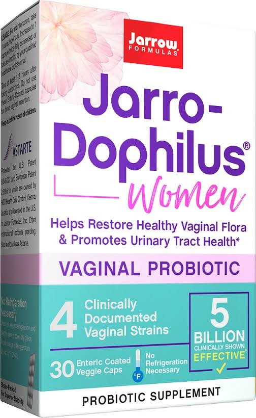 Jarro Dophilus Women Probiotic Supplement - 30ct