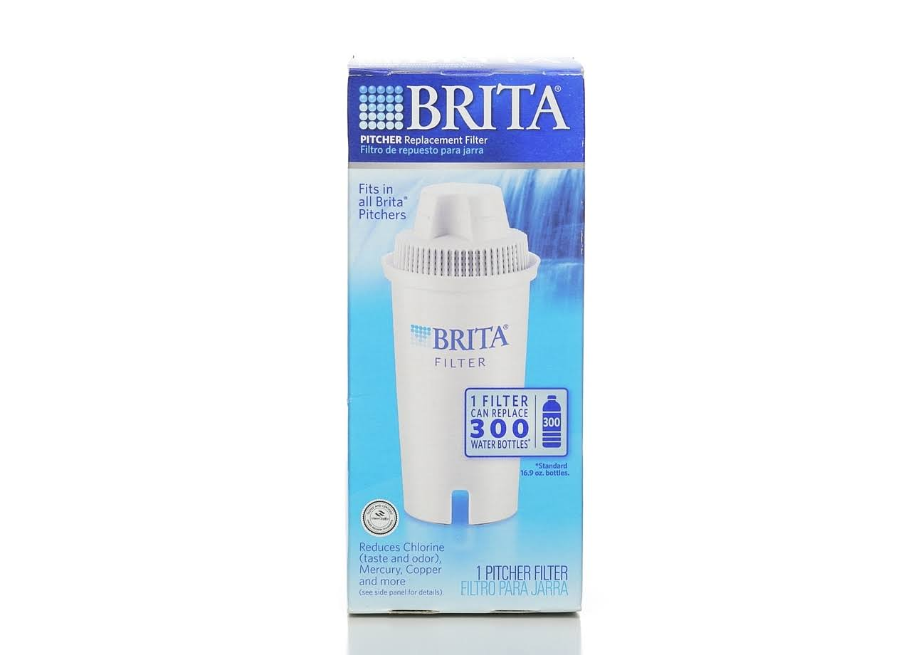 Brita Pitcher Replacement Filter - Single Pack