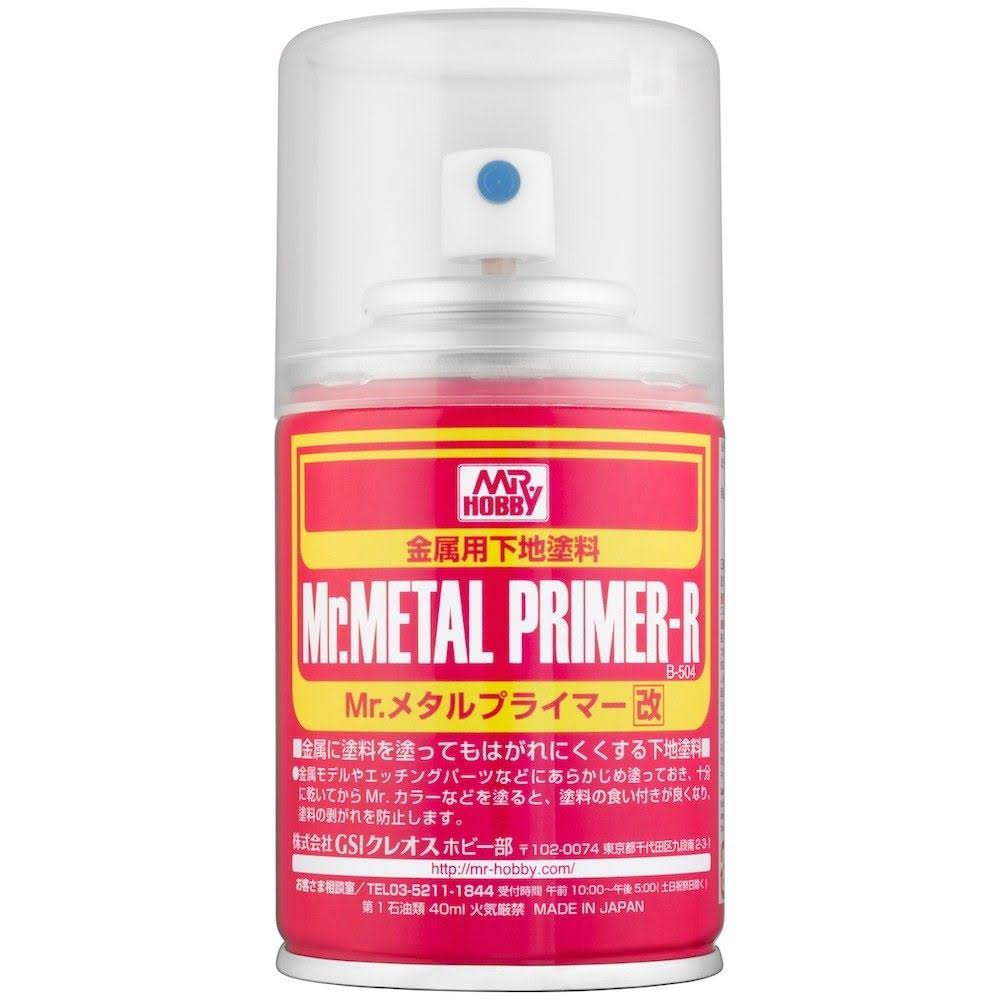 Mr. Metal Primer R Spray B504