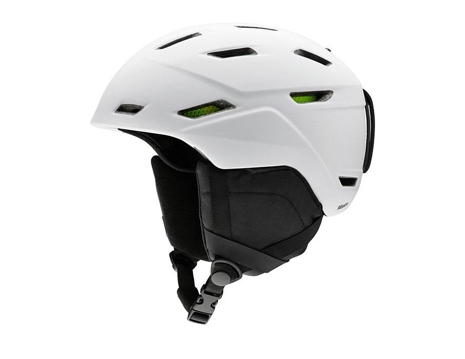 Smith Mission Helmet 2019 - Matte White Large