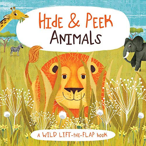 Hide & Peek Animals [Book]