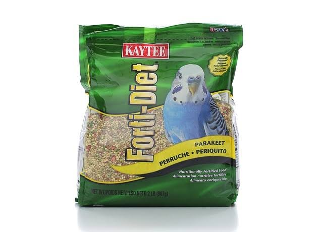 Kaytee Pet Parakeet Food - 2lb