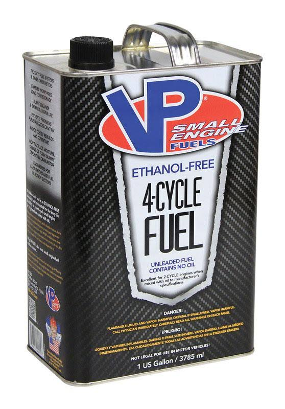Small Engine Fuel 4 Cycle 94 Octane Ethanol No Oil Unleaded - 32oz, 8pk