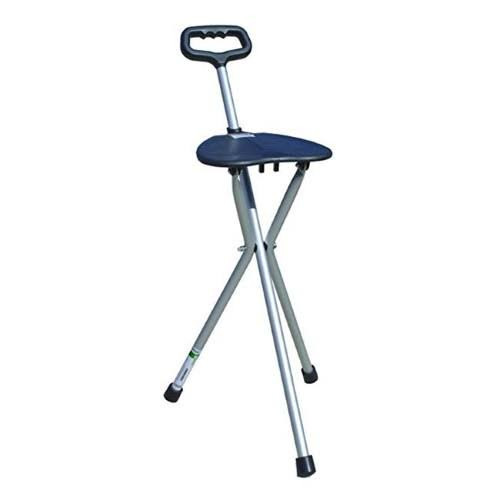 Essential Medical Supply Folding Seat Cane