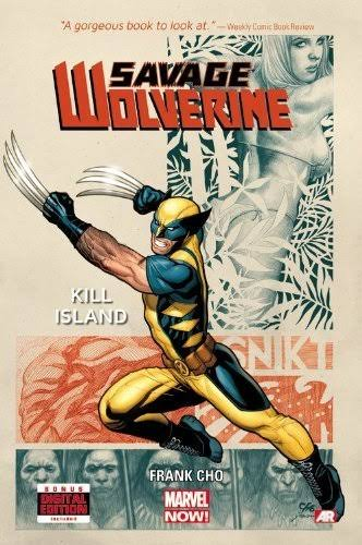 Savage Wolverine Volume 1: Kill Island - Marvel Comics