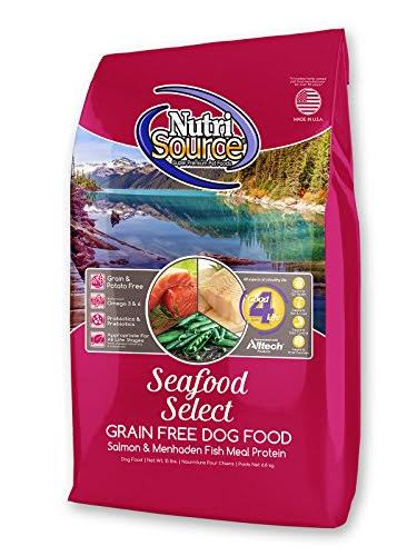 Nutri Source Dog Food - Seafood Select