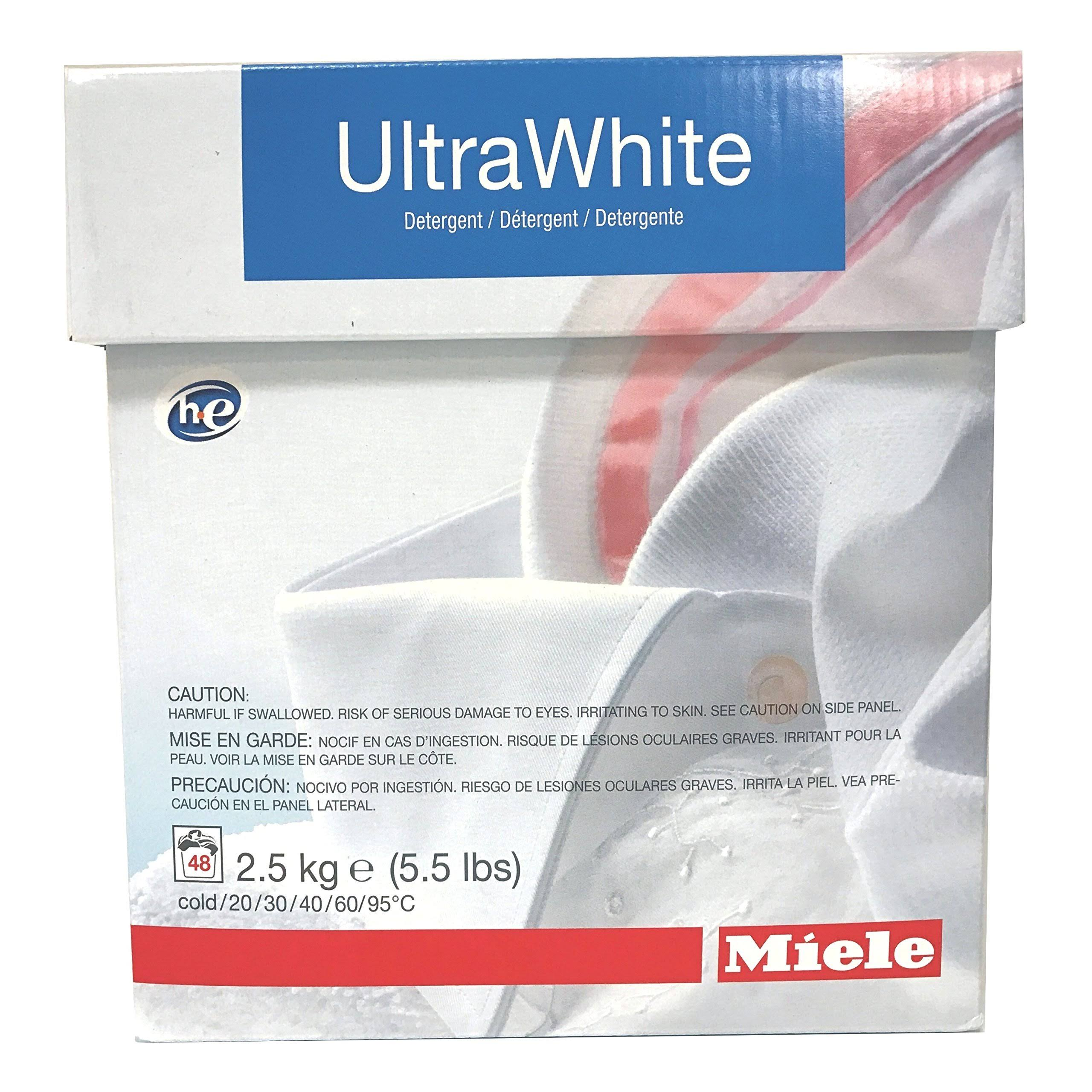 Miele Care Collection Ultra White Multipurpose Powder