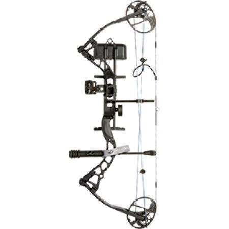 "Diamond Archery Infinite Edge Pro Compound Bow - Black, Right Hand, 13-31"", 70lbs"